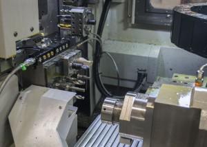 Precision Metal Tsugami inside
